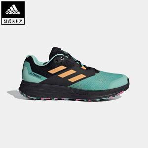 【公式】アディダス adidas アウトドア テレックス 2 フロー トレイルランニング / Terrex Two Flow Trail Running アディダス テレックス メンズ シューズ スポーツシューズ 緑 グリーン FW5654