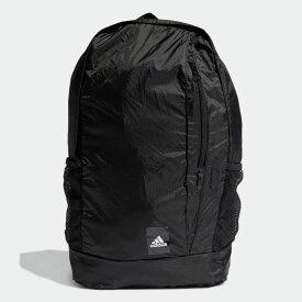 【公式】アディダス adidas パッカブル バックパック レディース メンズ アクセサリー バッグ バックパック/リュックサック 黒 ブラック GN2029 リュック