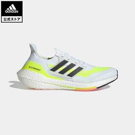 【公式】アディダス adidas 返品可 ランニング ウルトラブースト 21 / Ultraboost 21 メンズ シューズ スポーツシューズ 白 ホワイト FY0377 walking_jogging whitesneaker ランニングシューズ
