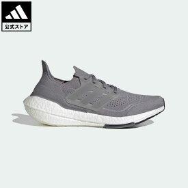 【公式】アディダス adidas 返品可 ランニング ウルトラブースト 21 / Ultraboost 21 メンズ シューズ スポーツシューズ グレー FY0381 walking_jogging ランニングシューズ