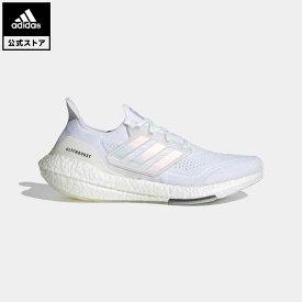 【公式】アディダス adidas 返品可 ランニング ウルトラブースト 21 / Ultraboost 21 メンズ シューズ スポーツシューズ 白 ホワイト FY0846 walking_jogging whitesneaker ランニングシューズ