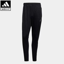 【公式】アディダス adidas 返品可 サッカー ティロ トラックパンツ / Tiro Track Pants メンズ ウェア ボトムス パンツ 黒 ブラック GN5490