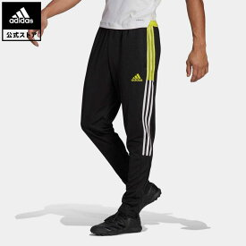 【公式】アディダス adidas 返品可 サッカー ティロ トラックパンツ / Tiro Track Pants メンズ ウェア ボトムス パンツ 黒 ブラック GQ1047