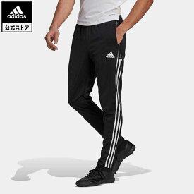 【公式】アディダス adidas 返品可 サッカー ティロ アシンメトリー テープ パンツ / Tiro Asymmetrical Tape Pants メンズ ウェア ボトムス パンツ 黒 ブラック GU9502
