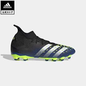 【公式】アディダス adidas 返品可 サッカー プレデター フリーク. 2 HG/AG / 土・人工芝用 / Predator Freak.3 HG/AG メンズ シューズ・靴 スパイク 黒 ブラック S42982 サッカースパイク