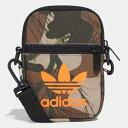 全品送料無料! 03/04 20:00〜03/11 09:59 【公式】アディダス adidas CAMO FEST BAG オリジナルス レディース メンズ…