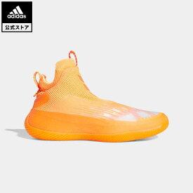 【公式】アディダス adidas 返品可 バスケットボール N3XT L3V3L Futurenatural メンズ シューズ・靴 スポーツシューズ オレンジ FX3555 バッシュ