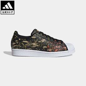【公式】アディダス adidas スーパースター / Superstar オリジナルス レディース メンズ シューズ スニーカー 黒 ブラック FX5538 ローカット p0409