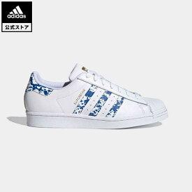 【公式】アディダス adidas スーパースター / Superstar オリジナルス レディース メンズ シューズ スニーカー 白 ホワイト FY7713 ローカット