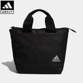 【公式】アディダス adidas 返品可 ゴルフ ラウンドトートバッグ / Round Bag メンズ アクセサリー バッグ・カバン ウエストバッグ(ウエストポーチ) 黒 ブラック GM1320 notp ウエストポーチ ボディバッグ