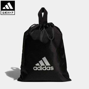 【公式】アディダス adidas 返品可 ゴルフ シューズサック / Shoe Sack メンズ アクセサリー バッグ・カバン ジムサック 黒 ブラック GM1379 notp ナップサック