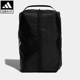 【公式】アディダス adidas 返品可 ゴルフ シューズバッグ / Shoe Bag メンズ アクセサリー バッグ・カバン シューズバッグ・シューズケース 黒 ブラック GM1389 notp シューズケース