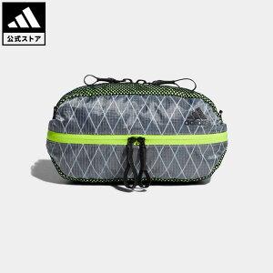 【公式】アディダス adidas 返品可 ゴルフ クロスパターンウエストバッグ / Waist Bag メンズ アクセサリー バッグ・カバン ウエストバッグ(ウエストポーチ) 白 ホワイト GM1391 fathersday notp ウエス