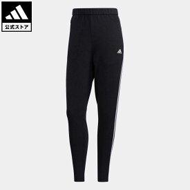 【公式】アディダス adidas マストハブ 3ストライプス スウェットパンツ / Must Haves 3-Stripes Sweat Pants アスレティクス レディース ウェア ボトムス スウェット(トレーナー) パンツ 黒 ブラック GM8811 start_something_new スウェット coupon対象0429