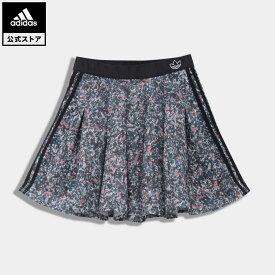 【公式】アディダス adidas 返品可 ミディ丈スカート オリジナルス レディース ウェア・服 ボトムス スカート GN3040