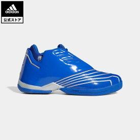 【公式】アディダス adidas 返品可 バスケットボール T-Mac 2.0 Restomod メンズ シューズ・靴 スポーツシューズ 青 ブルー FX4064 バッシュ