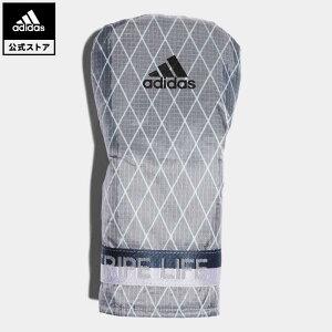 【公式】アディダス adidas 返品可 ゴルフ ヘッドカバー DR / Driver Head Cover メンズ アクセサリー ヘッドカバー ヘッドカバー 白 ホワイト GM1364 notp