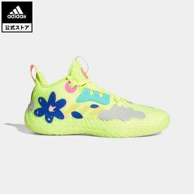 【公式】アディダス adidas 返品可 バスケットボール ハーデン Vol.5 Futurenatural / Harden Vol. 5 Futurenatural メンズ シューズ・靴 スポーツシューズ イエロー FY2118 バッシュ