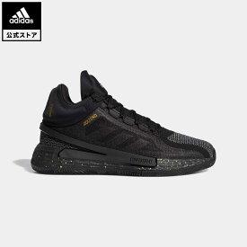 【公式】アディダス adidas 返品可 バスケットボール D ローズ 11 / D ROSE 11 メンズ シューズ・靴 スポーツシューズ 黒 ブラック FZ1544 バッシュ