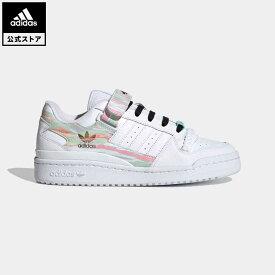 【公式】アディダス adidas フォーラム ロー / Forum Low オリジナルス レディース メンズ シューズ スニーカー 白 ホワイト FY5119 ローカット whitesneaker