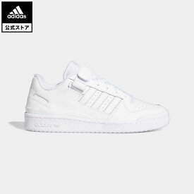 【公式】アディダス adidas 返品可 フォーラム ロー / FORUM LOW オリジナルス レディース メンズ シューズ・靴 スニーカー 白 ホワイト FY7755 fyc whitesneaker ローカット