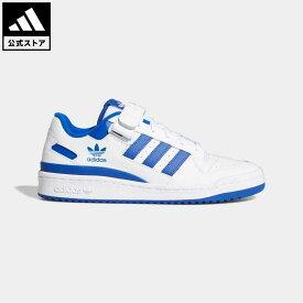 【公式】アディダス adidas 返品可 フォーラム ロー / FORUM LOW オリジナルス レディース メンズ シューズ・靴 スニーカー 白 ホワイト FY7756 whitesneaker ローカット