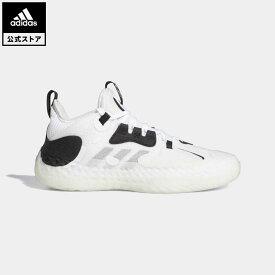 【公式】アディダス adidas 返品可 バスケットボール ハーデン Vol.5 Futurenatural / Harden Vol. 5 Futurenatural メンズ シューズ・靴 スポーツシューズ 白 ホワイト Q46143 バッシュ