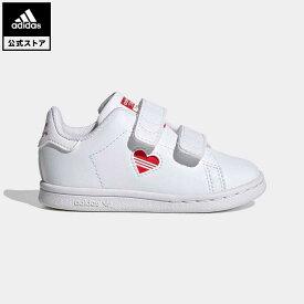 【公式】アディダス adidas スタンスミス / Stan Smith オリジナルス キッズ シューズ スニーカー 白 ホワイト FZ2835 ローカット whitesneaker