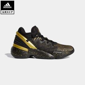 【公式】アディダス adidas 返品可 バスケットボール ドノバン・ミッチェル D.O.N. Issue #2 / Donovan Mitchell D.O.N. Issue #2 メンズ シューズ・靴 スポーツシューズ 黒 ブラック FZ3881 バッシュ