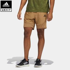 【公式】アディダス adidas 返品可 ジム・トレーニング HEAT. RDY トレーニングショーツ / HEAT. RDY Training Shorts メンズ ウェア ボトムス ハーフパンツ GM0341