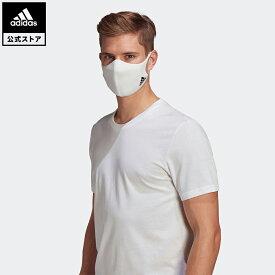 【公式】アディダス adidas フェイスカバー 3枚組(M/L) / Face Covers M/L 3-Pack adidas レディース メンズ ウェア その他ウェア 白 ホワイト H34578 notp fathersday
