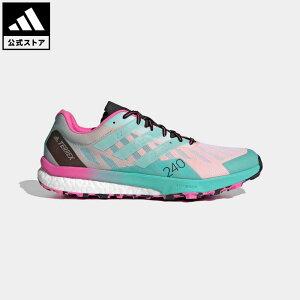 【公式】アディダス adidas 返品可 アウトドア テレックス スピード ウルトラ トレイルランニング / Terrex Speed Ultra Trail Running アディダス テレックス メンズ シューズ スポーツシューズ 白 ホワ