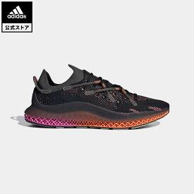 【公式】アディダス adidas 返品可 4D Fusio オリジナルス レディース メンズ シューズ・靴 スニーカー 黒 ブラック FZ2414 ローカット