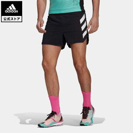 【公式】アディダス adidas 返品可 アウトドア テレックス アグラヴィック プロ トレイルランニングショーツ / Terrex Agravic Pro Trail Running Shorts アディダス テレックス メンズ ウェア ボトムス ショートパンツ・短パン 黒 ブラック GL1208 fathersday