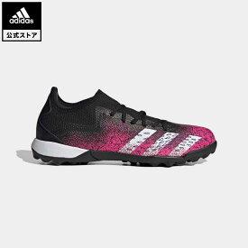 【公式】アディダス adidas 返品可 サッカー プレデター フリーク.3 TF / ターフ用 / Predator Freak.3 TF メンズ シューズ・靴 スポーツシューズ 黒 ブラック FW7520 スパイクレス