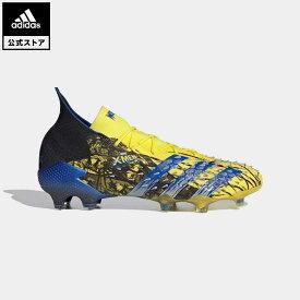 【公式】アディダス adidas 返品可 サッカー マーベル プレデター フリーク.1 FG / 天然芝用 / Marvel Predator Freak.1 Firm Ground Boots メンズ シューズ・靴 スパイク イエロー FY1119 サッカースパイク