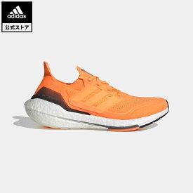 【公式】アディダス adidas 返品可 ランニング ウルトラブースト 21 / Ultraboost 21 メンズ シューズ スポーツシューズ オレンジ FZ1920 walking_jogging ランニングシューズ