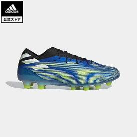 【公式】アディダス adidas 返品可 サッカー ネメシス.1 ジャパン HG/AG / 土・人工芝用 / Nemeziz.1 Japan Hard Ground/Firm Ground Boots メンズ シューズ・靴 スパイク 青 ブルー FZ3707 サッカースパイク