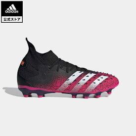 【公式】アディダス adidas 返品可 サッカー プレデター フリーク. 2 HG/AG / 土・人工芝用 / Predator Freak.3 HG/AG メンズ シューズ・靴 スパイク 黒 ブラック S42983 サッカースパイク