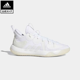 【公式】アディダス adidas 返品可 バスケットボール ハーデン ステップバック 2 / Harden Stepback 2 レディース メンズ シューズ・靴 スポーツシューズ 白 ホワイト FZ1385 バッシュ