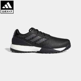 【公式】アディダス adidas 返品可 ゴルフ コードカオス スポート メンズ シューズ・靴 スポーツシューズ 黒 ブラック EF5730 notp