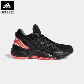 【公式】アディダス adidas 返品可 バスケットボール D.O.N. Issue #2 メンズ シューズ・靴 スポーツシューズ 黒 ブラック FW9038 バッシュ