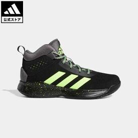 【公式】アディダス adidas 返品可 バスケットボール Cross Em Up 5 K ワイド / Cross Em Up 5 K Wide キッズ シューズ・靴 スポーツシューズ 黒 ブラック S29005 バッシュ