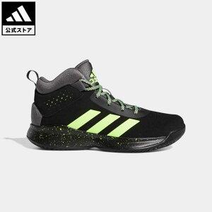 【公式】アディダス adidas 返品可 バスケットボール Cross Em Up 5 K ワイド / Cross Em Up 5 K Wide キッズ シューズ スポーツシューズ 黒 ブラック S29005 バッシュ