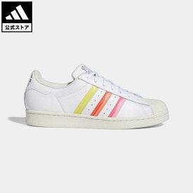 【公式】アディダス adidas 返品可 スーパースター / Superstar オリジナルス レディース メンズ シューズ・靴 スニーカー 白 ホワイト GW2415 ローカット