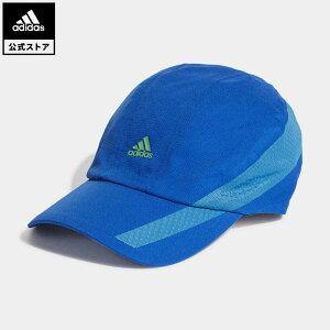 【公式】アディダス adidas 返品可 ランニング AEROREADY レトロテック リフレクティブ ランナーキャップ / AEROREADY Retro Tech Reflective Runner Cap レディース メンズ アクセサリー 帽子 キャップ 青 ブ