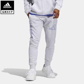 【公式】アディダス adidas 返品可 バスケットボール ダニエル・パトリック × アディダス バスケットボール パンツ メンズ ウェア・服 ボトムス パンツ グレー GU2286 mss21fw
