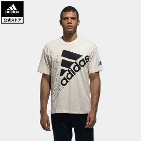 【公式】アディダス adidas 返品可 エッセンシャルズ ロゴ 半袖Tシャツ(ジェンダーニュートラル) レディース メンズ ウェア・服 トップス Tシャツ 白 ホワイト H14667 mss21fw nm_otd 半袖