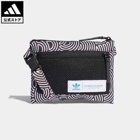 【公式】アディダス adidas 返品可 HTC ポーチ オリジナルス レディース メンズ アクセサリー バッグ・カバン ポーチ 黒 ブラック GM8723
