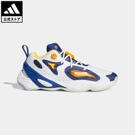 【公式】アディダス adidas 返品可 バスケットボール Exhibit A EE レディース メンズ シューズ・靴 スポーツシューズ 白 ホワイト GZ2996 mss21fw バッシュ